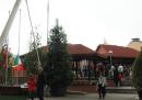 Il padiglione del Nepal a Expo è finalmente completo