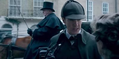 """Il trailer dell'episodio speciale di """"Sherlock"""""""