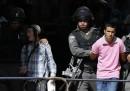 Gli scontri sulla Spianata delle moschee a Gerusalemme