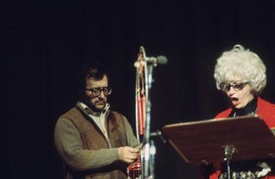 Cathy Berberian e Luciano Berio