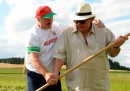 Un altro giorno da Gerard Depardieu, in Bielorussia