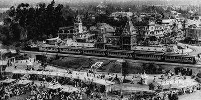 Il giorno che aprì Disneyland