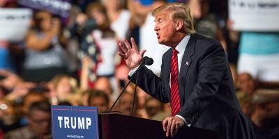 L'ineffabile Donald Trump