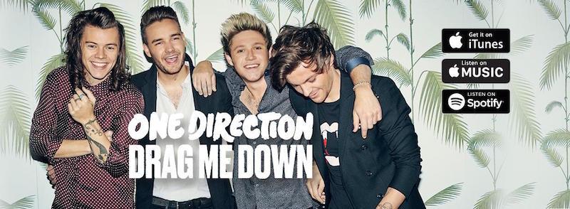 Drag me Down, la nuova canzone degli One Direction senza Zayn Malik - Il Post
