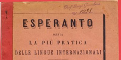 Che fine ha fatto l'esperanto