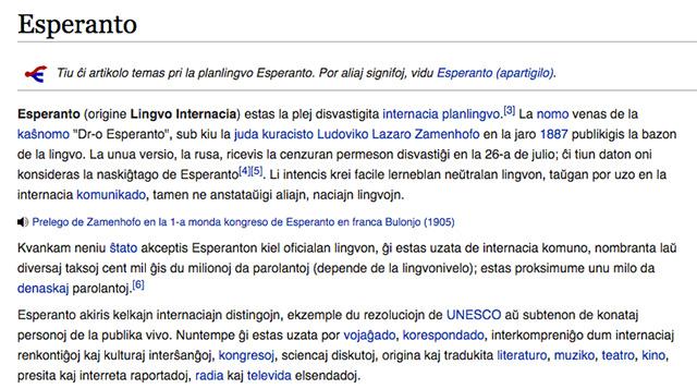 esperanto-wikipedia