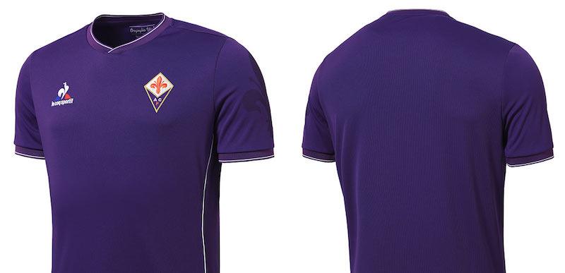 abbigliamento Fiorentina nuove