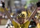 Chris Froome ha vinto la decima tappa del Tour de France (e forse anche il Tour de France)