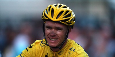 Da dove arriva Chris Froome