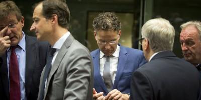 Le difficili trattative con la Grecia