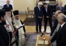 Hanno giurato i nuovi ministri della Grecia