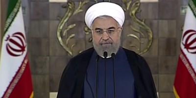 Rouhani ha detto che l'Iran non costruirà mai armi atomiche