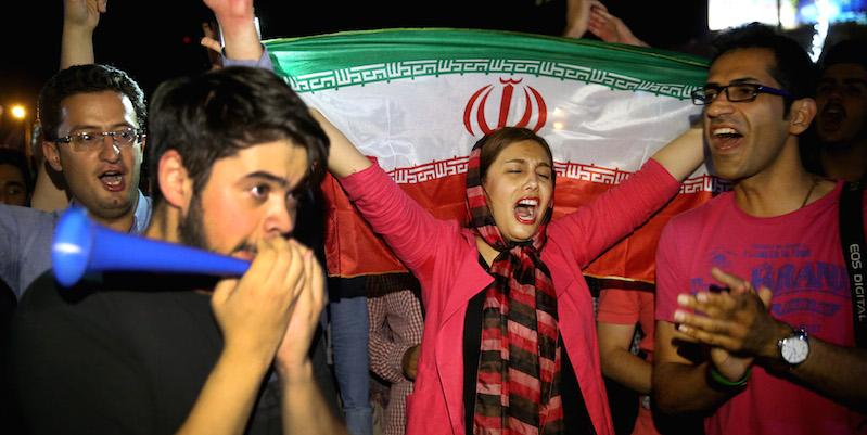 APTOPIX Mideast Iran Nuclear Talks