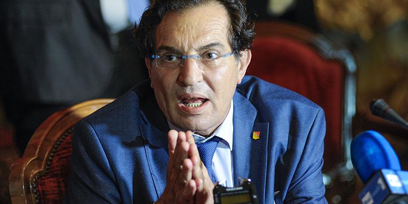 Il presidente della Sicilia, Rosario Crocetta, non si ricandiderà alle elezioni del prossimo novembre - Il Post