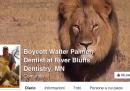 Non è che stiamo esagerando, col tizio che ha ucciso il leone?