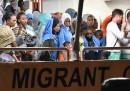 Il milionario che soccorre i migranti in mare