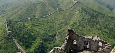 La Grande muraglia cinese sta sparendo?