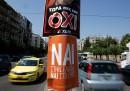 Quelli per il Sì e quelli per il No, in Grecia