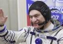 Paolo Nespoli andrà sulla ISS nel 2017