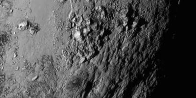 Plutone da vicino, le nuove foto