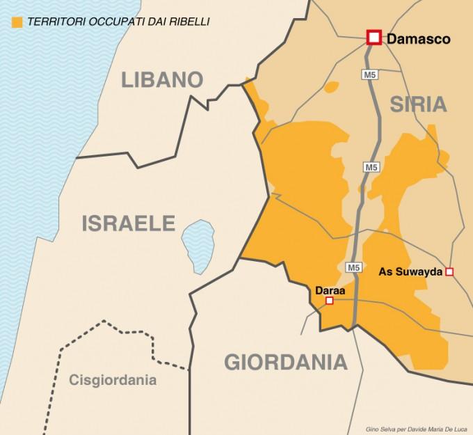 Mappa realizzata da Gino Selva (@ginoselva)