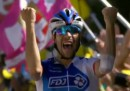 Pinot ha vinto la tappa dell'Alpe d'Huez