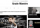 Andrea Pirlo lascia la Juventus: andrà a giocare con i New York City FC