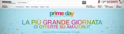 Come funziona l'Amazon Prime Day