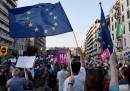 Le manifestazioni di giovedì in Grecia
