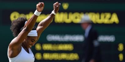 Serena Williams ha vinto Wimbledon