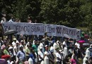 La giornata di sabato a Srebrenica
