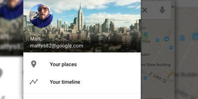 I diari di viaggio di Google Maps