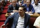 Syriza ha bocciato l'accordo sulla Grecia