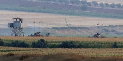 La Turchia ha bombardato l'ISIS in Siria
