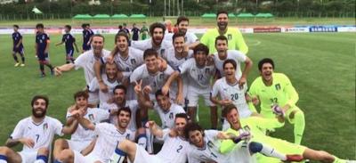 L'Italia ha vinto le Universiadi di calcio