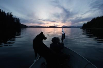 La vita da soli – ma soli – in Alaska
