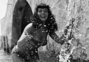Le foto di Bettie Page in mostra a Bologna