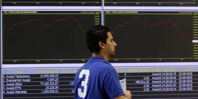 La borsa greca ha perso il 16% in un giorno