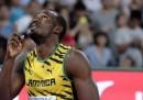 Usain Bolt ha vinto la gara dei 200 metri ai Mondiali di atletica