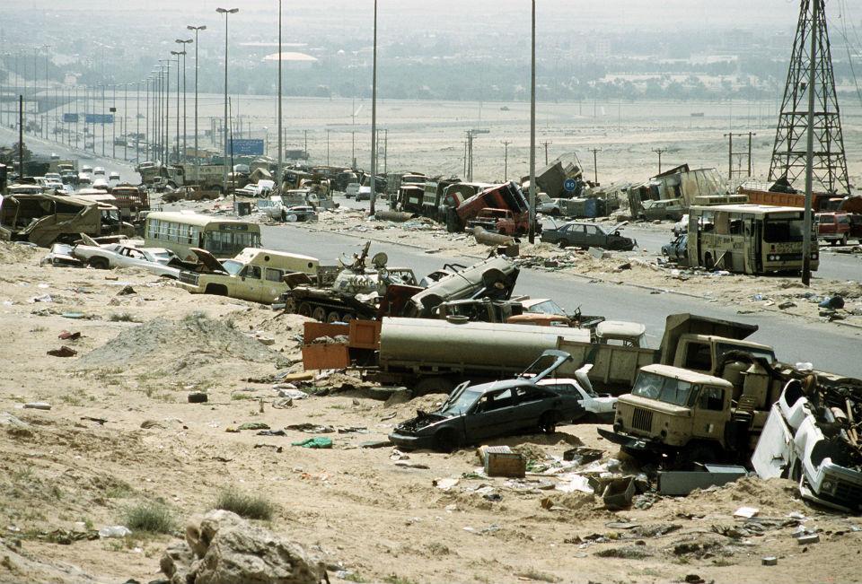 Autostrada della morte