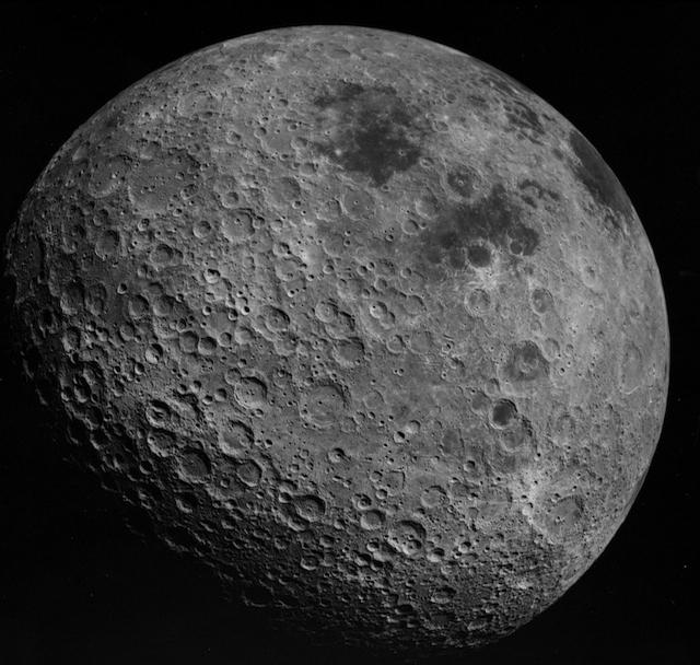Le due facce della Luna