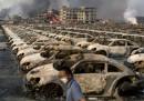 Più di cento morti a Tianjin