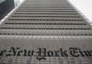 Apple ha rimosso le app del New York Times dalla versione per la Cina del suo App Store, su richiesta del governo cinese