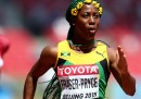 Shelly-Ann Fraser-Pryce ha vinto i 100 metri ai Mondiali