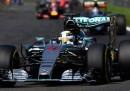 Lewis Hamilton ha vinto il Gran Premio del Belgio