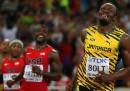 Usain Bolt ha vinto i 100 metri ai Mondiali