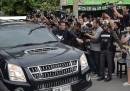 C'è un arresto per l'attentato di Bangkok