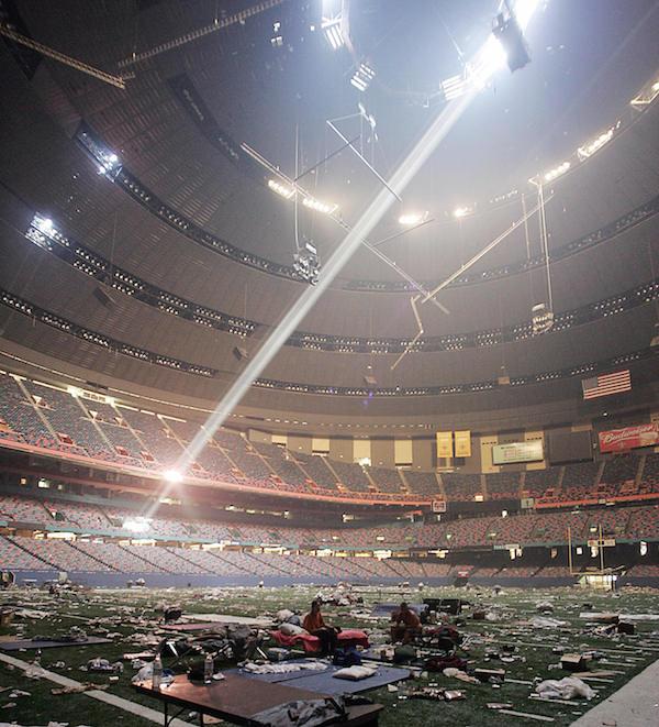 The last of the Hurricane Katrina surviv