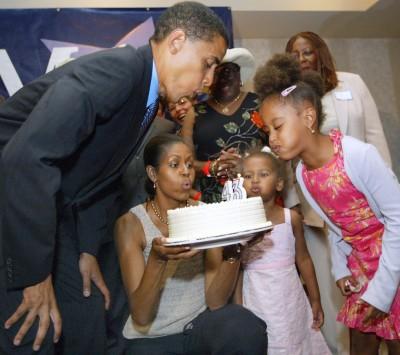 I 43 anni di Obama