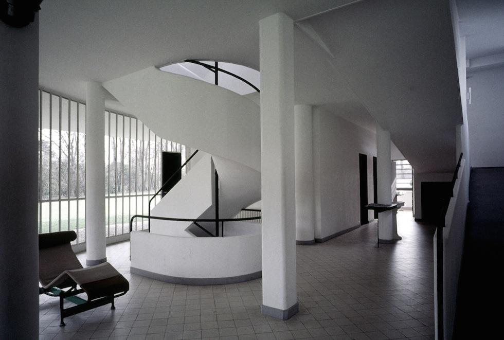 Interni Di Villa Savoye : Villa savoye progettata con un software bim biblus bim